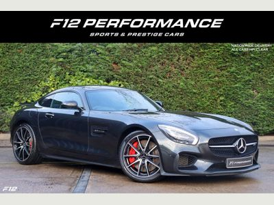 Mercedes-Benz AMG GT Coupe 4.0 V8 BiTurbo S Edition 1 SpdS DCT (s/s) 2dr