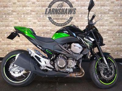 Kawasaki Z800 Naked e