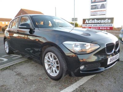 BMW 1 Series Hatchback 1.6 116d ED EfficientDynamics Business Sports Hatch (s/s) 5dr