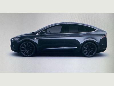 Tesla Model X SUV P100DL Dual Motor Auto 4WDE 5dr (Ludicrous)