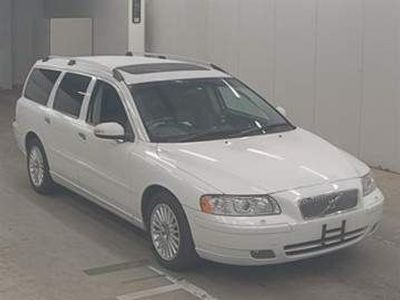 Volvo V70 Estate AUTOMATIC LEATHER SUNROOF 2.4