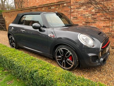 MINI Convertible Convertible 2.0 John Cooper Works (s/s) 2dr