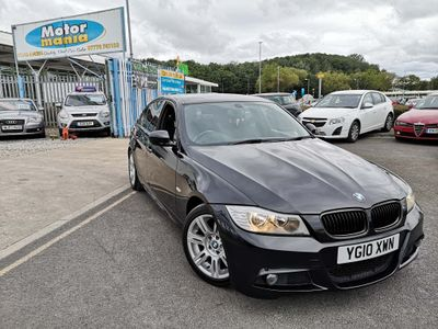 BMW 3 SERIES Saloon 2.0 318d M Sport 4dr