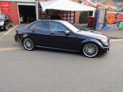 Mercedes-Benz C Class Saloon 6.3 C63 AMG 7G-Tronic 4dr