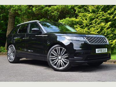 Land Rover Range Rover Velar SUV 3.0 P380 HSE Auto 4WD (s/s) 5dr
