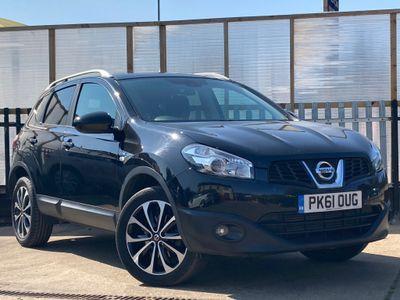 Nissan Qashqai SUV 1.6 dCi n-tec 2WD 5dr