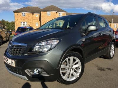 Vauxhall Mokka Hatchback 1.6 CDTi Tech Line 4x4 (s/s) 5dr