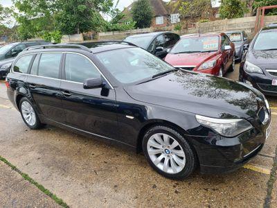 BMW 5 Series Estate 2.0 520d SE Business Edition Touring 5dr