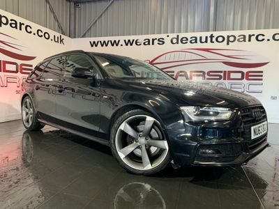 Audi A4 Avant Estate 2.0 TDI Black Edition Avant 5dr
