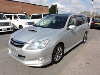 Subaru Exiga Estate 2.0 TURBO GT 7 SEATER FRESH IMPORT