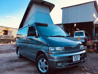 Mazda BONGO AFT 4 BERTH FULL REAR CAMPER CONVERSION 69K Campervan