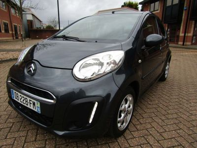 Citroen C1 Unlisted HATCHBACK 1.0 i VTR 5 DR MANUAL PETROL