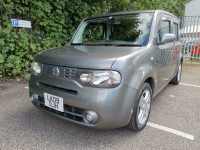 Nissan Cube Hatchback NEW SHAPE 1.5 AUTOMATIC LOW MILEAGE
