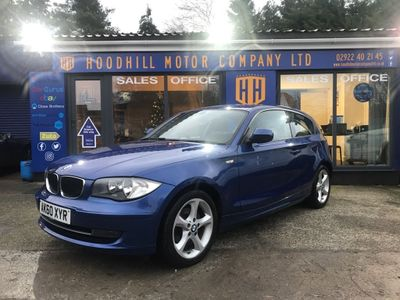 BMW 1 Series Hatchback 2.0 118d Sport 3dr