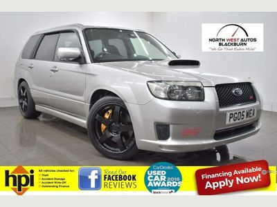 Subaru Forester SUV 2.5 STI JDM SPEC TWIN SCROL TURBO IMPORT