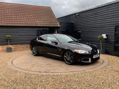 Jaguar XF Saloon 5.0 V8 XFR 4dr