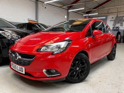 Vauxhall Corsa Hatchback 1.2i SRi 3dr