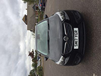 Vauxhall Crossland X SUV 1.2 SE Nav 5dr
