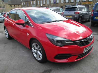 Vauxhall Astra Hatchback 1.2 Turbo SRi (s/s) 5dr