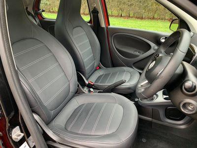Smart forfour Hatchback 0.9T Prime (Premium Plus) (s/s) 5dr