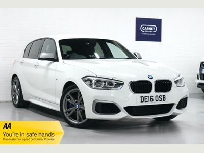 BMW 1 Series Hatchback 3.0 M135i (s/s) 5dr