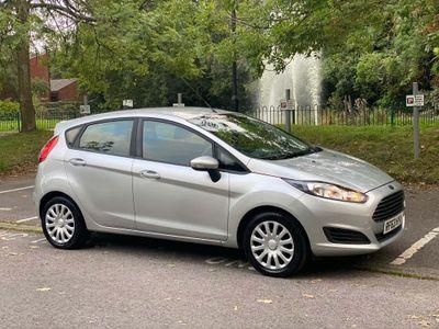 Ford Fiesta Hatchback 1.25 Style 5dr