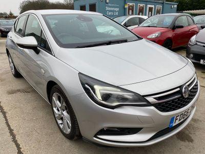 Vauxhall Astra Hatchback 1.0i Turbo ecoFLEX SRi Nav (s/s) 5dr