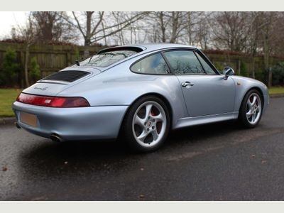 Porsche 911 Coupe 3.6 993 Carrera 4S AWD 2dr