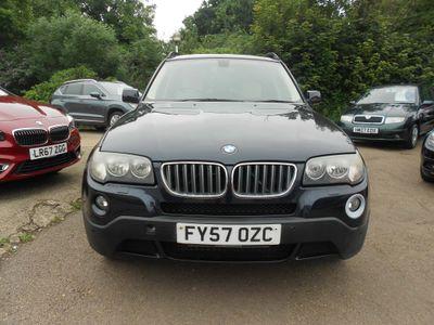 BMW X3 SUV 3.0 30d SE 5dr