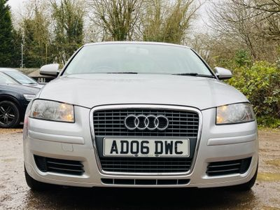 Audi A3 Hatchback 1.6 Special Edition Sportback 5dr Petrol Automatic (183 g/km, 101 bhp)
