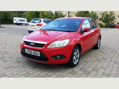 Ford Focus Hatchback 2.0 Ghia Auto 5dr