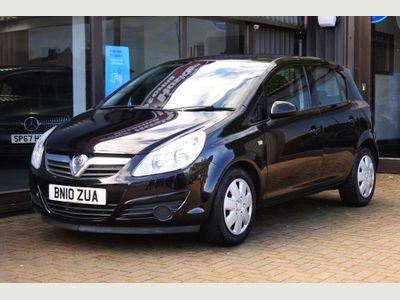 Vauxhall Corsa Hatchback 1.2 i ecoFLEX 16v Exclusiv Easytronic 5dr