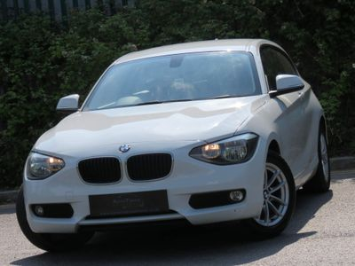 BMW 1 Series Hatchback 1.6 114i SE Sports Hatch 3dr