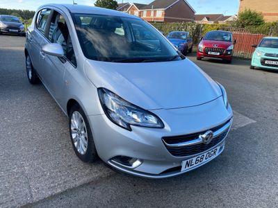 Vauxhall Corsa Hatchback 1.4i ecoTEC SE Nav 5dr