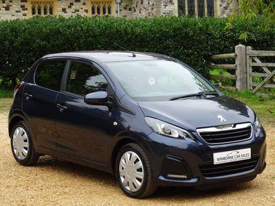 Peugeot 108 Hatchback 1.0 VTi Active 5dr EU5