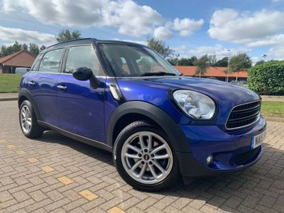 MINI COUNTRYMAN Hatchback 2.0 Cooper D (Chili) 5dr