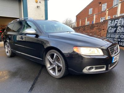 Volvo V70 Estate 1.6 D2 R-Design Powershift 5dr