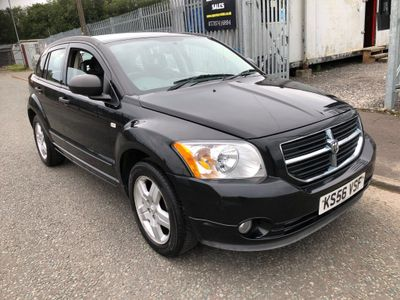 Dodge Caliber Hatchback 2.0 TD SXT 5dr