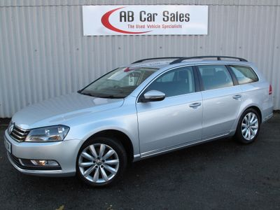 Volkswagen Passat Estate 2.0 TDI BlueMotion Tech SE 5dr