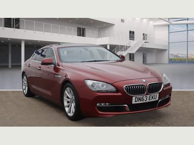 BMW 6 Series Gran Coupe Saloon 3.0 640d SE Gran Coupe 4dr