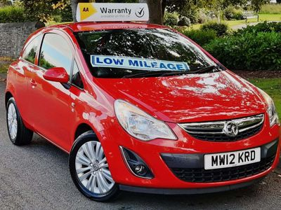 Vauxhall Corsa Hatchback 1.0 i ecoFLEX 12v Excite 3dr