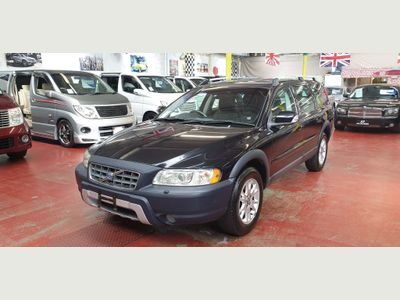 VOLVO XC70 Estate CROSS COUNTRY CLASSIC 2.5T FOUR-C 5dr