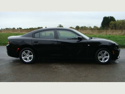 Dodge Charger Saloon LEFT HAND DRIVE AUTOMATIC AIRCON