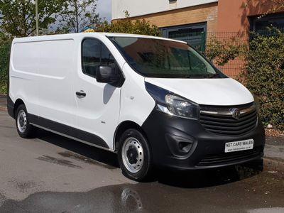 Vauxhall Vivaro Panel Van 1.6 L1 H1 Panel Van