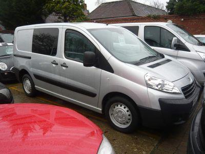 Peugeot Expert Panel Van 1.6HDI (EU5) L1 H1 Professional Crew van