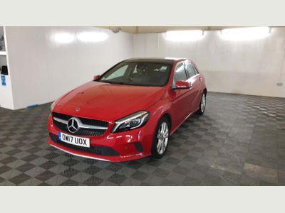 Mercedes-Benz A Class Hatchback 1.6 A160 Sport (Premium Plus) (s/s) 5dr