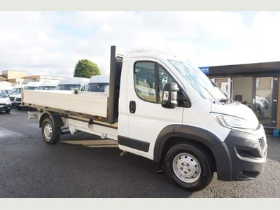 Citroen Relay Dropside 2.2 HDi 35 Enterprise L4 Dropside Truck 2dr (Heavy)