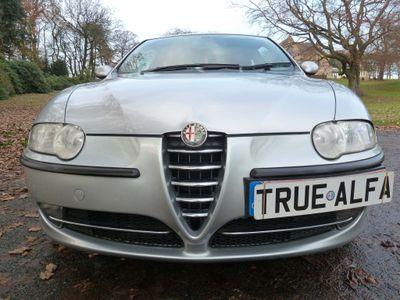 Alfa Romeo 147 Hatchback 1.6 T.Spark Lusso 3dr