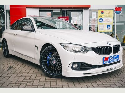 BMW Alpina Unspecified Models Coupe D4 3.0 Bi Turbo 2dr Switch-Tronic