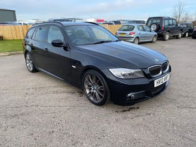 BMW 3 Series Estate 2.0 320i Sport Plus Edition Touring 5dr
